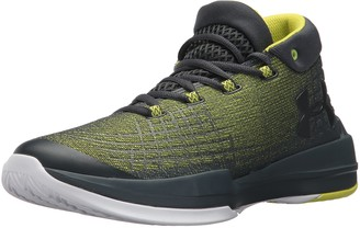 Under Armour Men's NXT Basketball Shoe Smash Yellow (772)/Stealth Gray 11