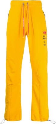 Off-White Logo Track Trousers