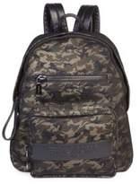 Balmain Club Leather Backpack