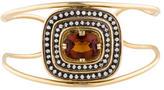 Moritz Glik Citrine and Diamond Bracelet