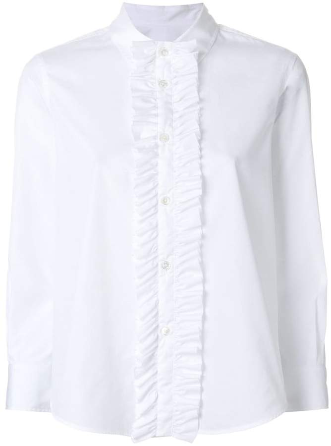 Lareida Richie ruffle blouse