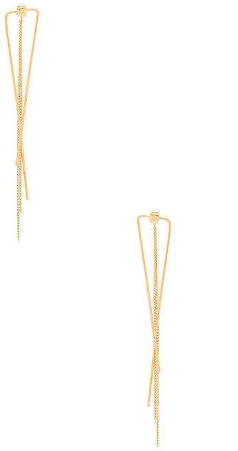 joolz by Martha Calvo Crossover Chain Ear Jacket