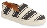 Soludos Women's Stripe Slip-On Sneaker