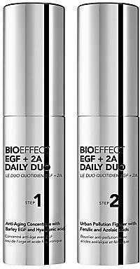 BIOEFFECT Women's EGF + 2A Daily Duo Advanced Age-Defying Serums