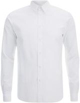 Folk Long Sleeved Shirt White