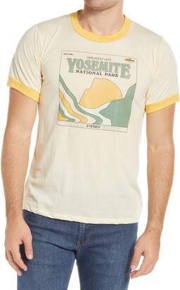 Parks Project Yosemite's Greatest Hits Graphic Tee