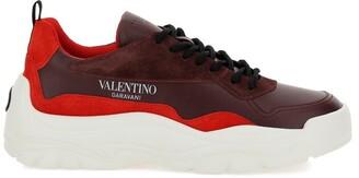 Valentino Logo Chunky Sneakers