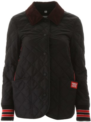 Burberry Ledsham Quilted Jacket