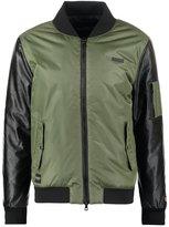 Rocawear Bomber Jacket Grey Olive