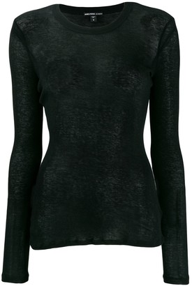 James Perse Fine Knit Sweater