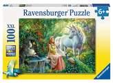 Ravensburger Princess & Unicorn 100pc Puzzle