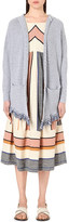 Free People Love Me Tender cotton-blend knitted cardigan