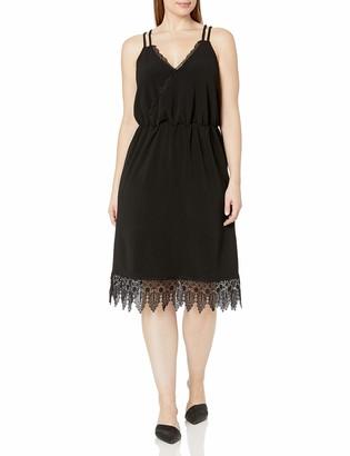 Junarose Women's Plus Size Siku Shaped Dress