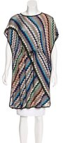 Missoni Metallic Knit Tunic