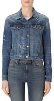 J Brand Women's Harlow Shrunken Denim Jacket