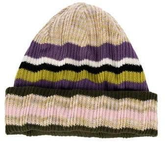 7c70a9fabdf9a3 Striped Beanie - ShopStyle