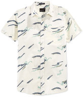 Tavik Men's Porter Abstract-Print Short-Sleeve Shirt