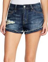 Jessica Simpson Five-Pocket Journey Shorts