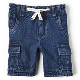 Cherokee Denim Cargo Shorts
