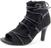 Rialto Rochelle Open-toe Synthetic Ankle Boot.
