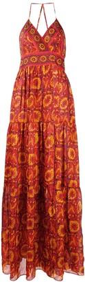 BA&SH Kemi maxi dress