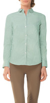 Max Studio Stretch Cotton Shirt
