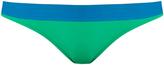 Diane von Furstenberg Banded bikini briefs