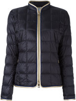 Fay zip up puffer jacket - women - Feather Down/Polyamide - XL