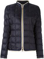 Fay zip up puffer jacket - women - Polyamide/Feather Down - XL