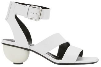 Proenza Schouler Buckled sandals
