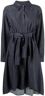 Dorothee Schumacher Denim Statement cotton shirt dress
