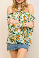 Entro Alona Floral Blouse