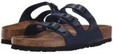 Birkenstock Florida Soft Footbed - Birko-Flortm (Navy Birko-Flortm) Women's Sandals