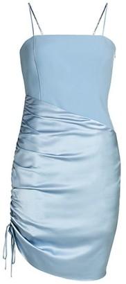 Cinq à Sept Juliette Spaghetti Strap Bodycon Dress