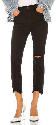 Levi's 724 High Rise Straight Crop. - size 23 (also