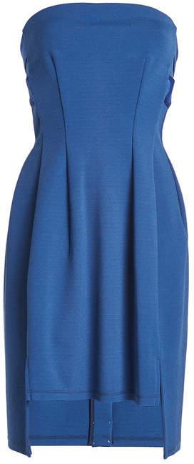DKNY High-Low Tube Dress