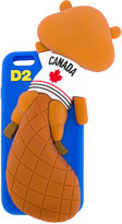 DSQUARED2 chewing beaver iPhone 6 case - men - Silicone - One Size