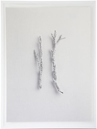 "Dawn Wolfe Design Dawn Wolfe - Coral Branch 54""L x 40""W x 3""D"