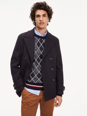 Tommy Hilfiger Padded Peacoat