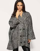 Cooper & Stollbrand For ASOS Salt And Pepper Cape