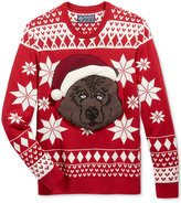 American Rag Men's Merry Beary Holiday Sweater, Only at Macy's
