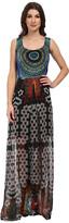 Desigual Sident Woven Sleeveless Dress