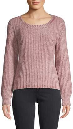 BB Dakota Ribbed Pullover Sweater