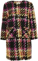 Edward Achour Paris Braided Multicolor Coat