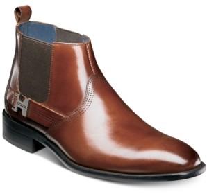 Stacy Adams Men's Joffrey Plain Toe Chelsea Boots Men's Shoes