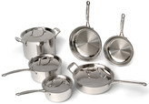 Berghoff Earthchef Premium 18/10 Copper Clad 10Pc Cookware Set