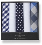 Jeff Banks 5 Handkerchief Gift Pack