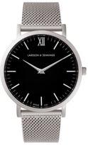 Larsson & Jennings 'Lugano' Mesh Strap Watch, 40Mm