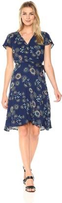 G.H. Bass & Co. Women's Floral Burst Dress