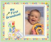 Expressly Yours! Photo Expressions My First Grandson Picture Frame Gift